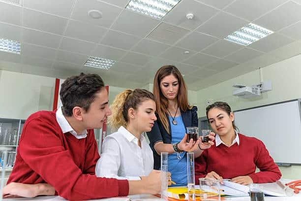 تحصیل در مدرسه های ترکیه